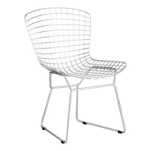 Zuo Modern Wire Dining Chair Wire Dining Chair (Package of 2)