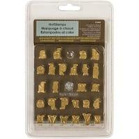 Hot Stamps Alphabet Set 26/Pkg-Lower Case