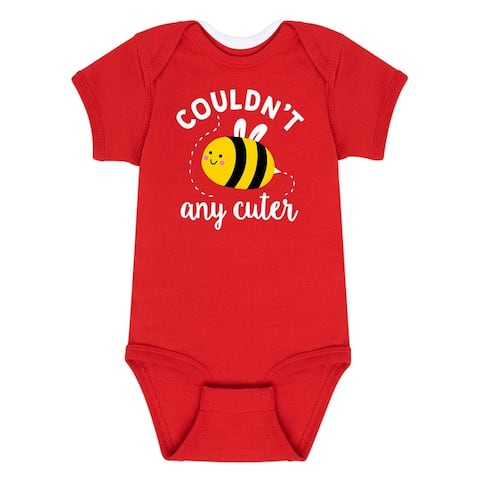 Bee Cuter - Infant Baby One Piece