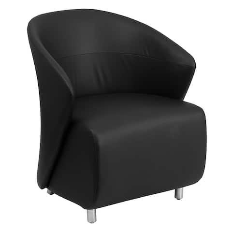 LeatherSoft Reception Chair