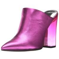 Dolce Vita Womens Enya Mule Closed Toe Clogs