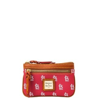 Dooney & Bourke MLB St. Louis Cardinals Small Coin Case (Introduced by Dooney & Bourke at $58 in May 2015)