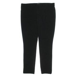 Tahari ASL Womens Vinny Dress Pants Ponte Flat Front - 4
