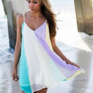 Summer Breeze Slip-On Cover Up