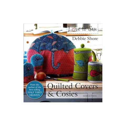 Search Press Quilted Covers and Cosies Bk