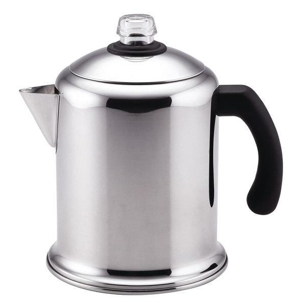 Shop Farberware 50124 Yosemite Coffee Percolator Stainless Steel 8