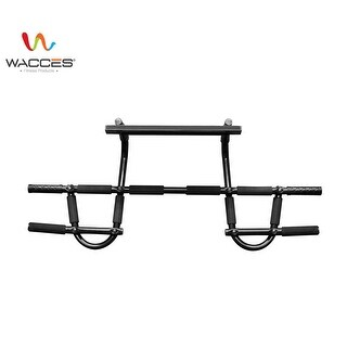 Wacces New Heavy Duty Doorway Chin up Push up Pull up Bar for P90²x