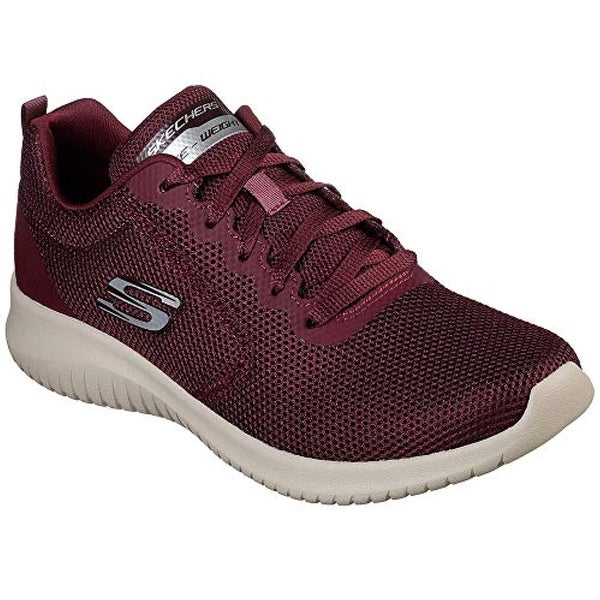 Skechers Women's Ultra Flex Free Spirits Burgundy
