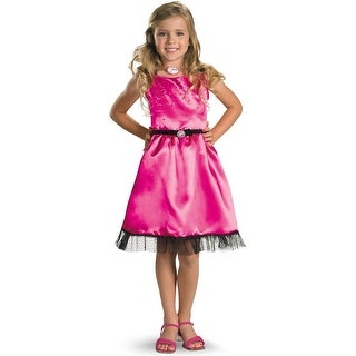 Disney Sharpay's Fabulous Adventure Child Costume Size S (4-6X) - Pink