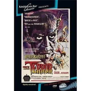 The Terror DVD Movie 1963