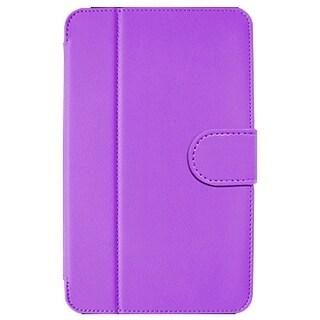 Verizon Folio Case for Ellipsis 8, Ellipsis Kids - Purple