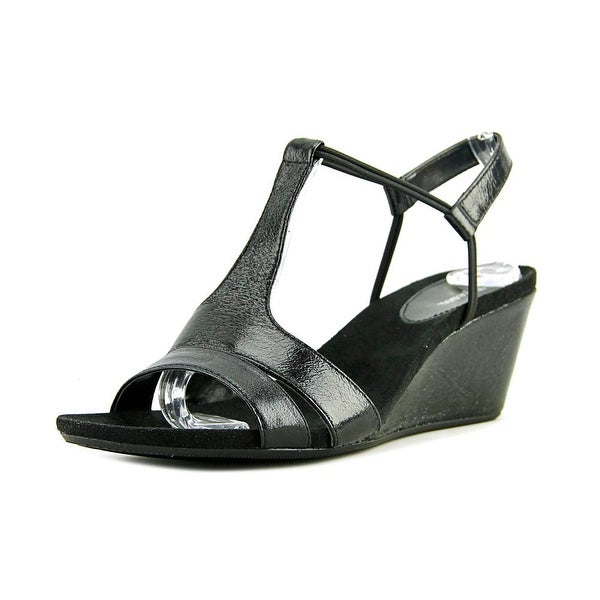 Style & Co Mitzeef Women Black Sandals