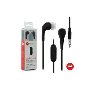 Motorola Earbuds 2 In Ear Headphones