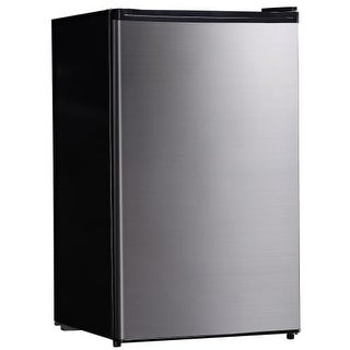 Arctic King BWC1043 20 Inch Wide 4.4 Cu. Ft. Compact Refrigerator with Crisper Bin and Adjustable Shelves