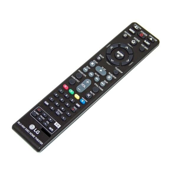 OEM LG Remote Control Originally Shipped With: BH5140, BH5140S