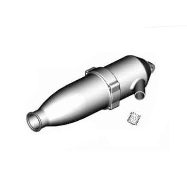 Redcat Racing 02026 Exhaust Pipe - For All Redcat Racing Vehicles