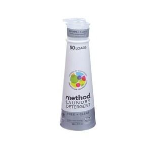 Method 01126 Laundry Detergent, 20 Oz