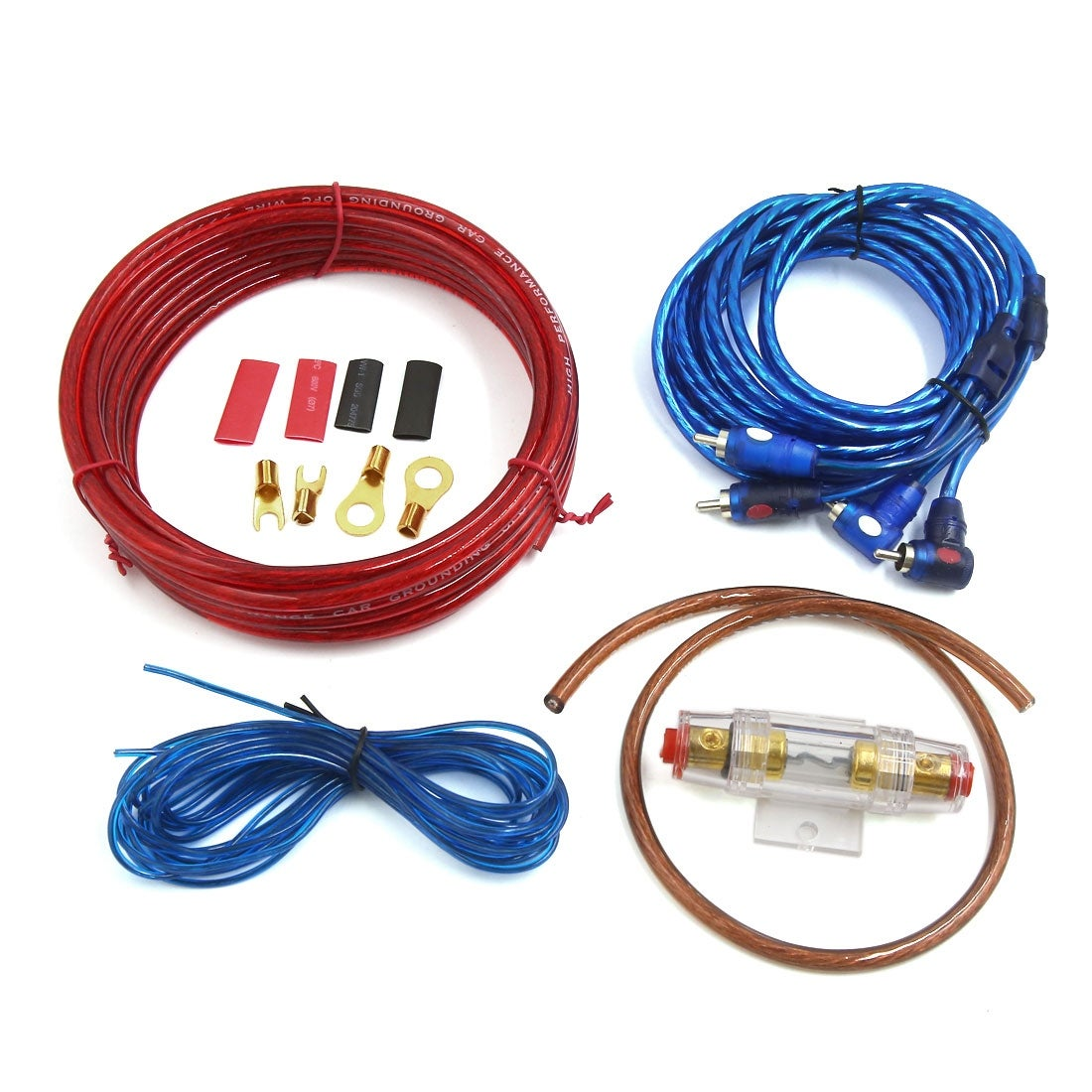 audio amplifier wiring shop 4 audio power cable amplifier wiring kits for universal car audio amplifier with wifi amplifier wiring kits for universal car
