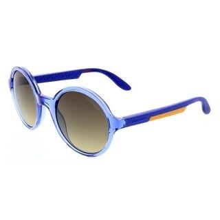 Carrera CA5008/S 00TK Bluette Round Sunglasses - 51-23-135