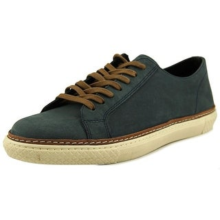 Crevo Palomino Men Leather Blue Fashion Sneakers