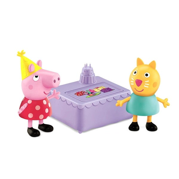 "Peppa Pig 3"" Mini Figure 2-Pack Birthday Party"
