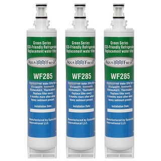 replacement water filter cartridge for whirlpool gc5shgxls01 3 pack
