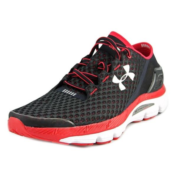 Under Armour UA Speedform Gemini Men BLK/RED/WHT Running Shoes