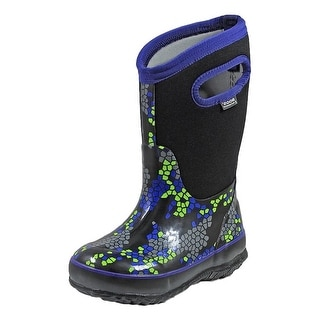 Bogs Outdoor Boots Boys Classic Axel Waterproof Insulated 72155