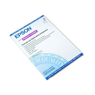 """EpsonS041156 Photo Paper Glossy (11 X 17"""", 20 Sheets)"""