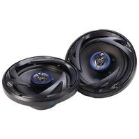 Autotek ATS653 ATS 3-Way Full Range Speaker, 6.5-Inch, Set of 2