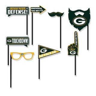 Green Bay Packers Selfie Kit 8 Piece Multi