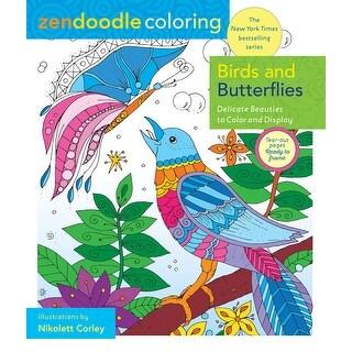 St. Martin's Books-Birds & Butterflies