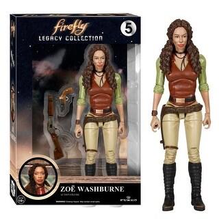 "Firefly Funko Legacy 6"" Action Figure Zoe Washburne - multi"