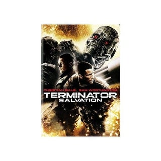 TERMINATOR SALVATION (DVD/DCON/WS-16X9/ECO)