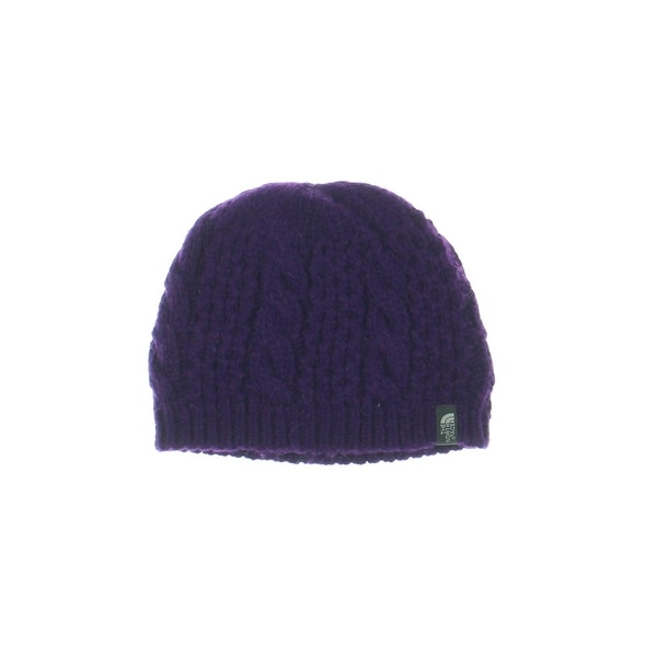 3dd06d21c8e Shop The North Face Womens Cable Minna Beanie Hat Cable Knit Ribbed Trim -  o s - Free Shipping On Orders Over  45 - Overstock - 21429298