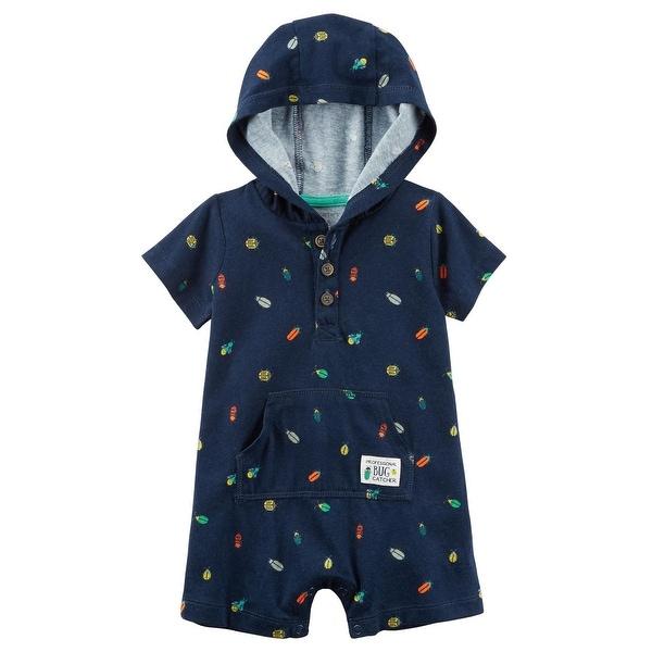 831a02617440 Shop Carter s Baby Girls  Bug Hooded Romper