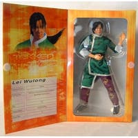 "Tekken Tag Tournament 12"" Figure Lei Wulong - multi"