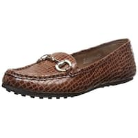 Aerosoles Womens DRIVE THROUGH Closed Toe Loafers