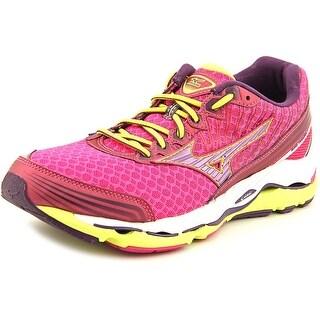 Mizuno Wave Paradox 2 Women Round Toe Synthetic Running Shoe