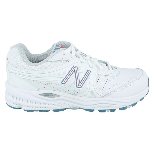 New Balance Womens ww840wp Low Top Lace Up Running Sneaker - 10.5