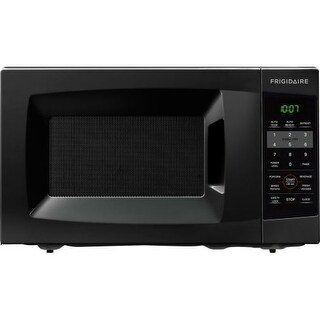 Frigidaire FFCM0724L 0.7 Cubic Foot Countertop Microwave Oven with Easy-Set Start and Ready-Select Controls (2 options available)