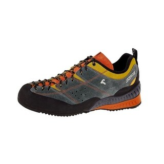 Boreal Shoes Mens Flyers Lightweight Climbing Grey Yellow Orange 32095