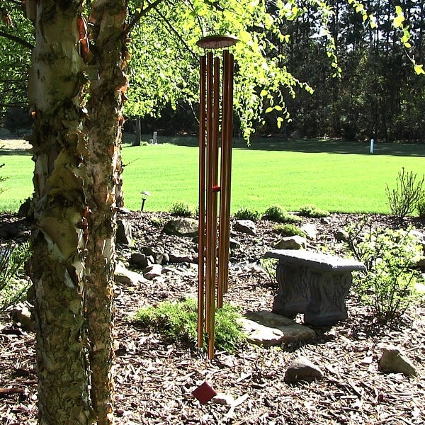 Woodstock Encore Collection Bronze Chimes of Venus Windchime