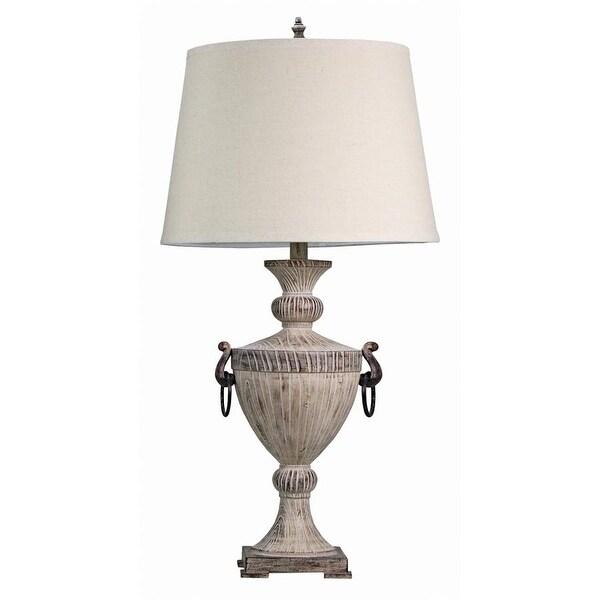 Shop Design Toscano Nottingham Place Urn Table Lamp Set Of Two On