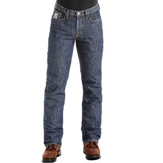 Cinch Western Denim Jeans Mens WRX FR White Label Indigo