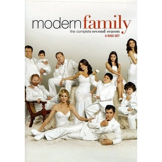 Modern Family: The Complete Second Season [DVD]