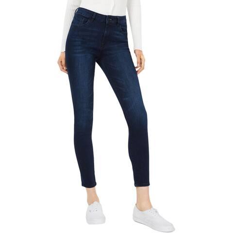 DL1961 Womens Farrow Skinny Jeans Denim High Waist - Equinox