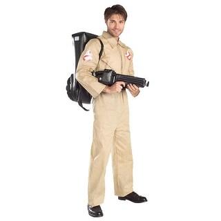 Rubies Ghostbusters Adult Costume - beige - Standard