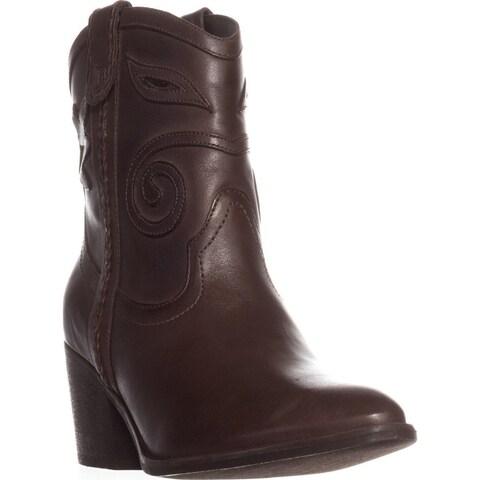 Carlos by Carlos Santana Austin Ankle Boot, Dark Brown