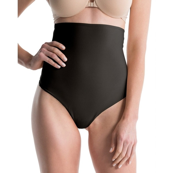 3ccf1d4a32a Shop SPANX Women s Spanx Heaven High Waisted Thong - Free Shipping Today -  Overstock - 16802323